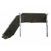 Туристическая кровать раскладушка Брода 190 Хаки