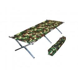 Туристическая кровать раскладушка Брода 180 Камуфляж
