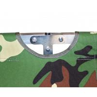 Туристическая кровать раскладушка Брода 170 Камуфляж