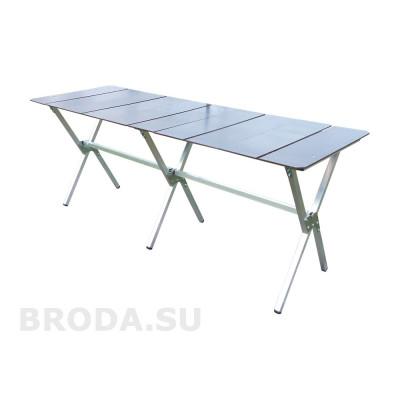 Кемпинговый складной стол Брода 1,8 х 0,8