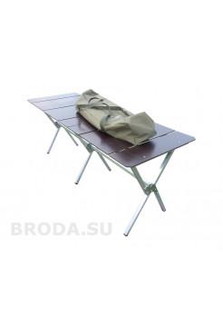 Походный складной стол Брода 1,45 х 0,8